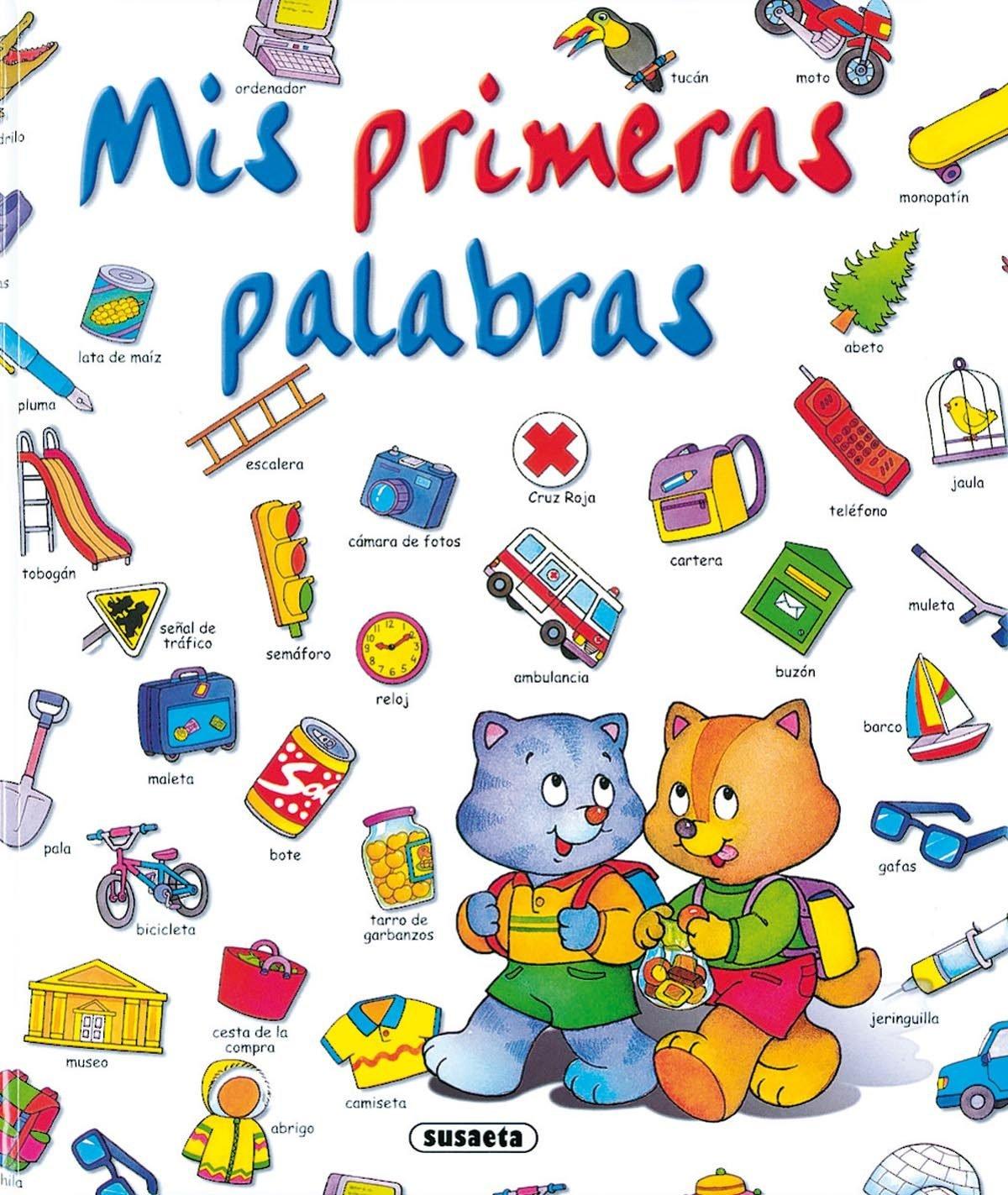 PRIMERAS PALABRAS - COLECION (Spanish) Paperback – 2013