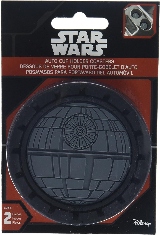 Plasticolor 000664R01 Star Wars Boba Fett Cup Holder Coaster
