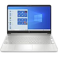 HP 15-inch Laptop, AMD Ryzen 7 3700U, 16GB RAM, 1TB Solid State Drive, Windows 10 Home (15-ef0030ca, NaturalSilver)