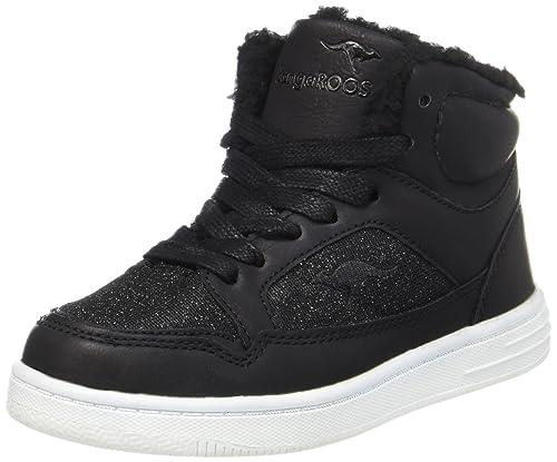 KangaROOS K-Glitter, Zapatillas Altas Unisex para Niños: Amazon.es: Zapatos y complementos