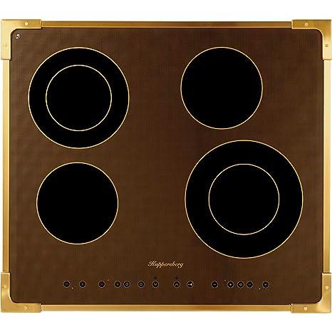 Kuppersberg - Placa de cocina eléctrica (60 cm, alta luz ...
