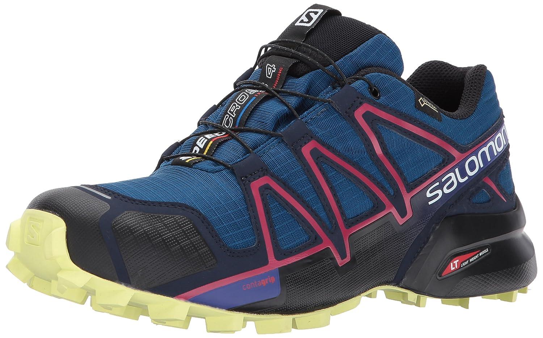 Salomon Speedcross 4 GTX Scarpe da Trail Running Donna | Garanzia autentica  | Maschio/Ragazze Scarpa