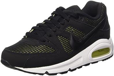 brand new 778cd c3160 ... discount nike damen wmns air max command sneaker nero black black  bright cactus eea5b 3444f