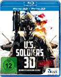 Us Soldiers 3d - Marines (Imax) [Blu-ray] [Import allemand]