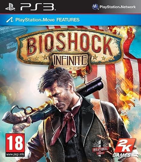 BioShock Infinite (PS3): Amazon co uk: PC & Video Games