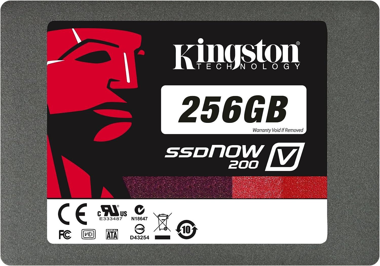 Kingston SSDNow V200 256GB - Unidad de Estado sólido, 256 GB ...