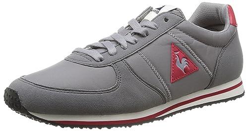 Le Coq Sportif Bolivar - Zapatillas para hombre, color grey (titanium), talla 44: Amazon.es: Zapatos y complementos