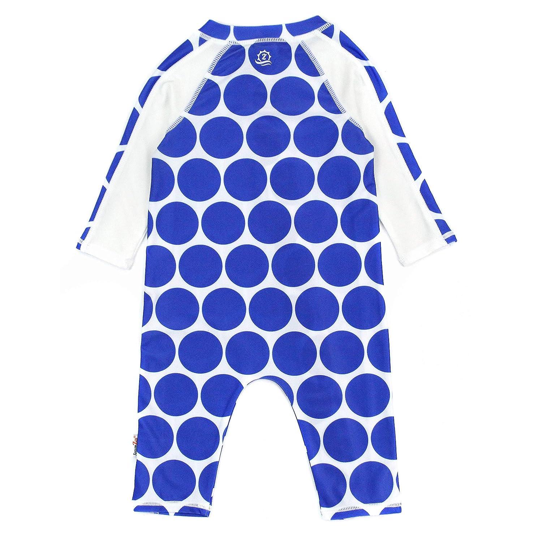 6d96970829a70 Amazon.com: SwimZip UPF 50+ Girls Long Sleeve Sunsuit (Multiple Colors):  Clothing