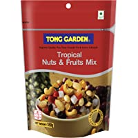 Tong Garden Tropical Nuts and Fruits Mix Pouch, 180g