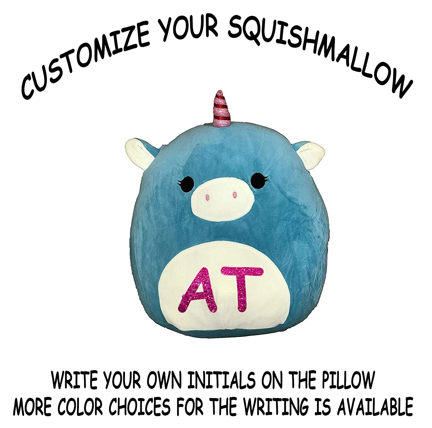 Squishmallow Customized Kellytoy 5 Cam The Cat Super Soft Plush Toy Pillow Pet Animal Pillow /… 8 and 13 Panda Squishmallow