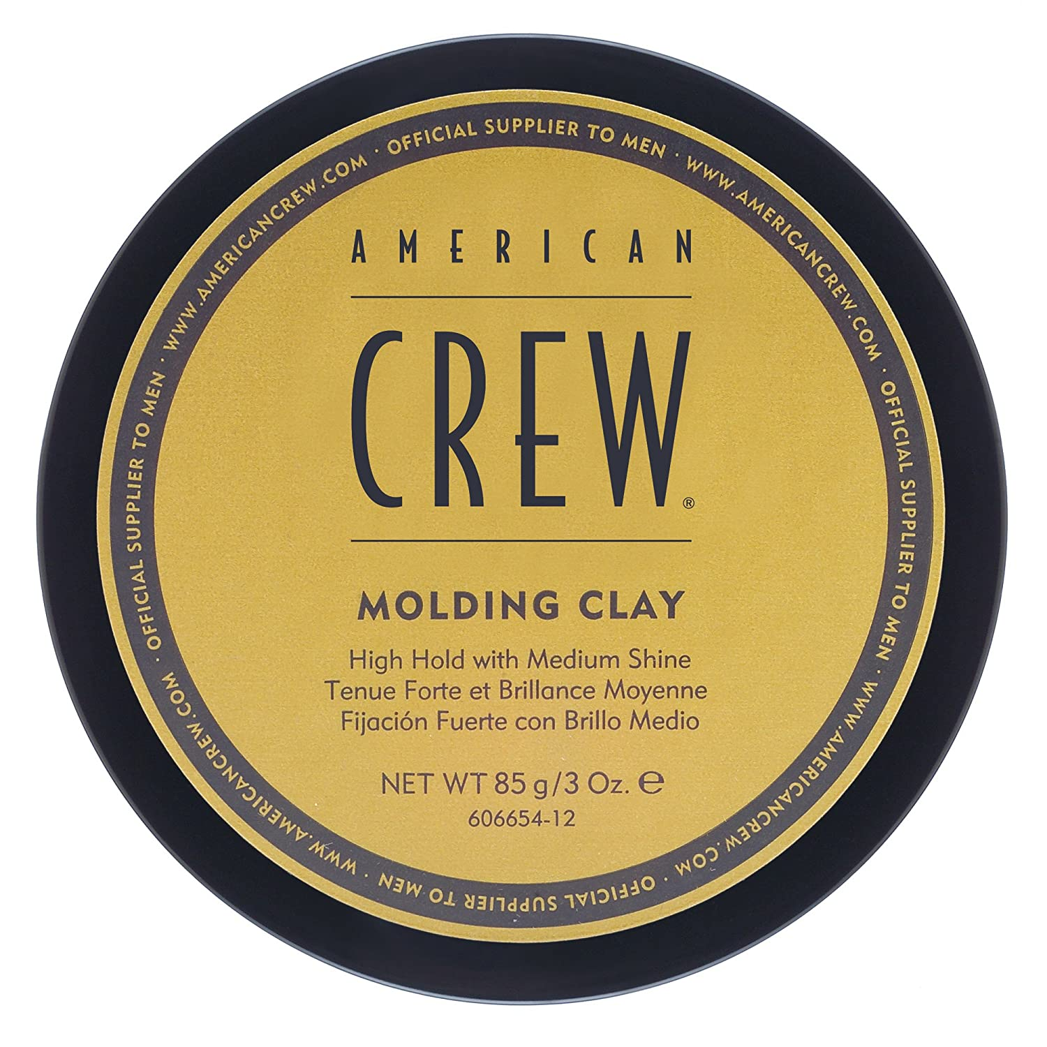 Molding Clay by American Crew for Men - 3 oz Clay Revlon Professional 192089
