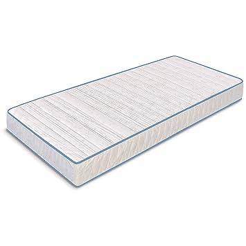 Baldiflex colchón Basic L, 18 cm de Altura de Poliuretano expandido waterfoam, ortopédico, antiácaros: Amazon.es: Hogar