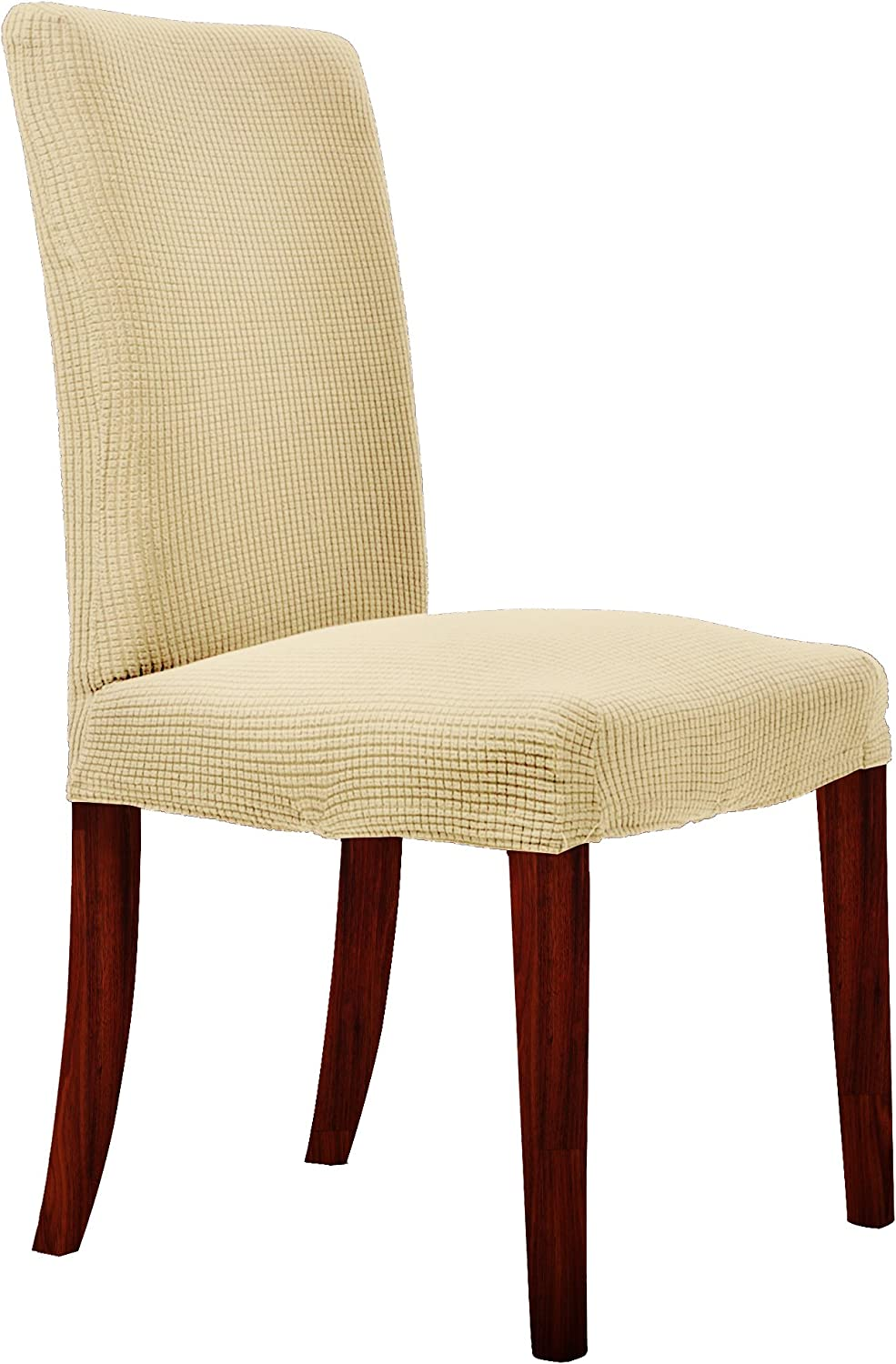 stretch dining chair seat covers