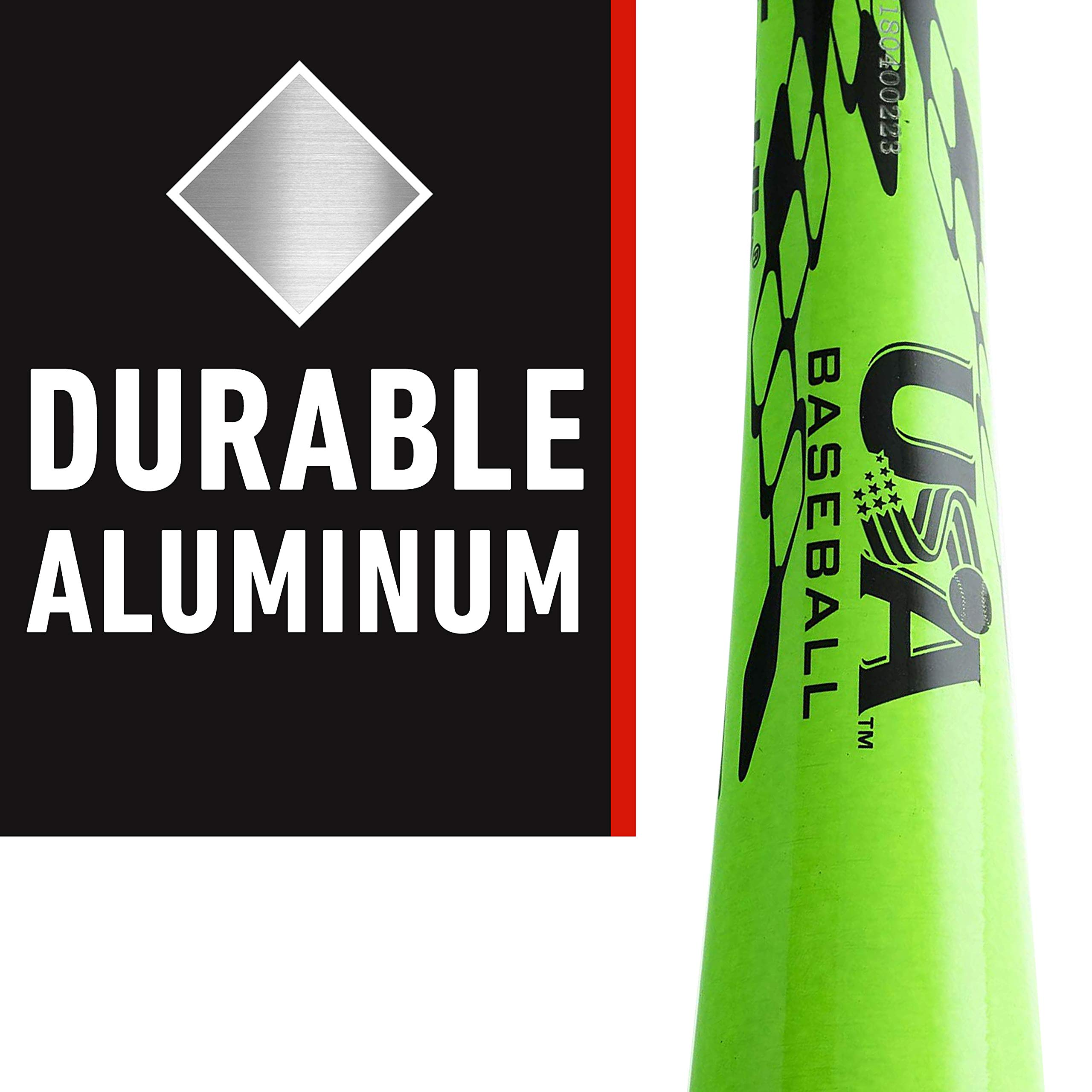 Franklin Sports Venom 1000 Official Teeball Bat - 26'' (-10) - Perfect for Youth Baseball and Teeball by Franklin Sports (Image #5)