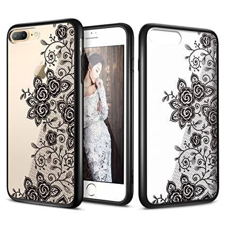 coque dentelle iphone 8