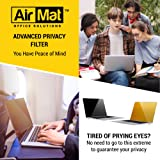 AirMat MacBook 12 inch Gold Privacy Screen Filter