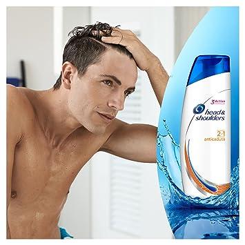 Head & Shoulders - Champú con acondicionador, 225 ml anticaídas, 2 en 1: Amazon.es: Belleza
