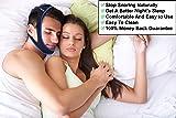 Anti Snore Chin Strap - Adjustable Head Band