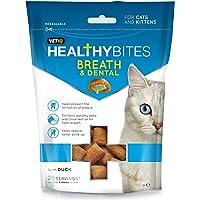 Mark & Chappell VetIQ Healthy Bites - Bocaditos para el cuidado de los dientes y el