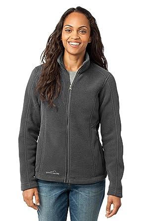 9088fdd1764b Eddie Bauer - Ladies Full-Zip Fleece Jacket at Amazon Women's Coats Shop