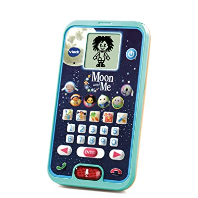 VTech Moon & Me Smartphone: Toys & Games