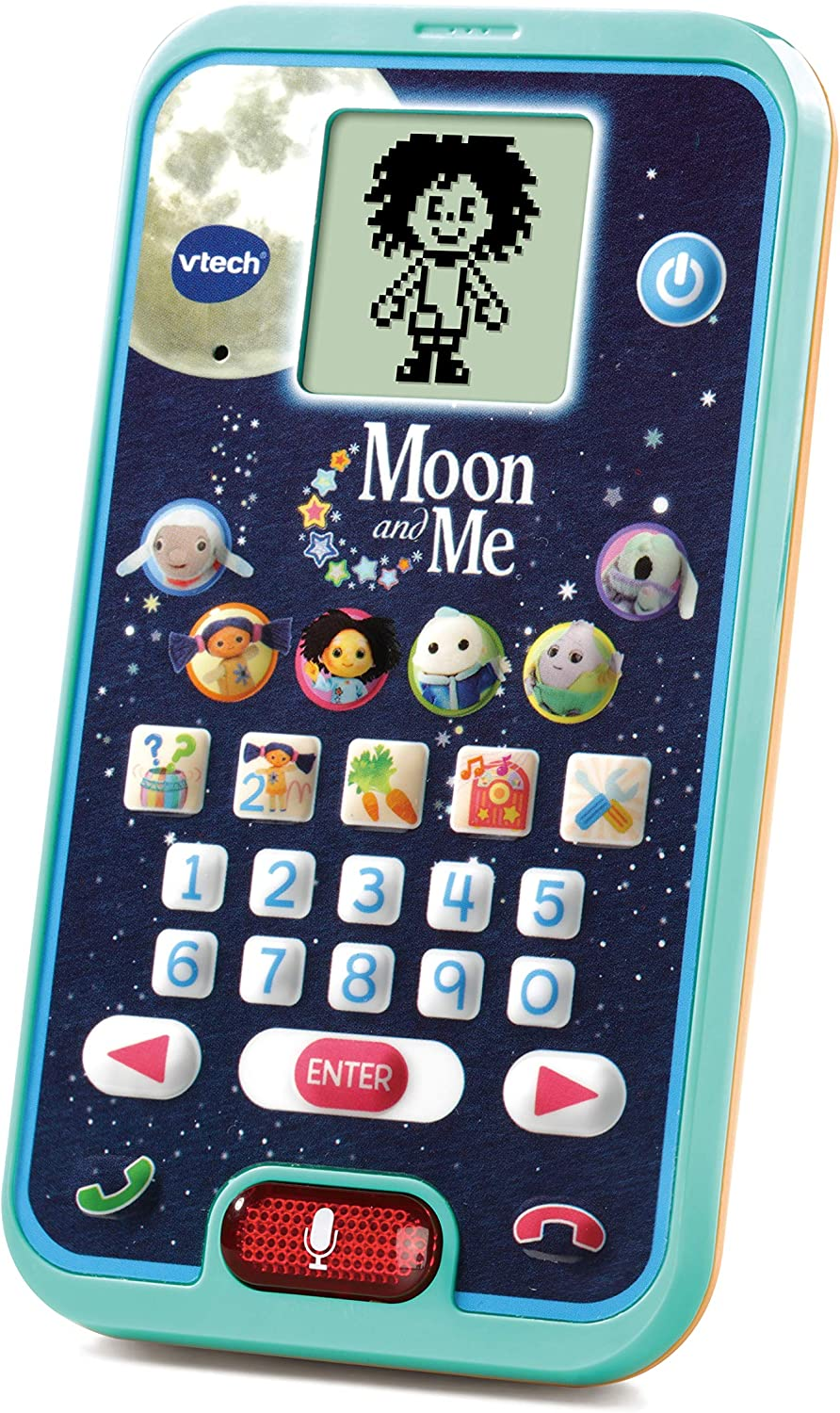 Amazon.es: VTech- Moon & Me Smartphone, Multicolor, Box Size: 15 x ...