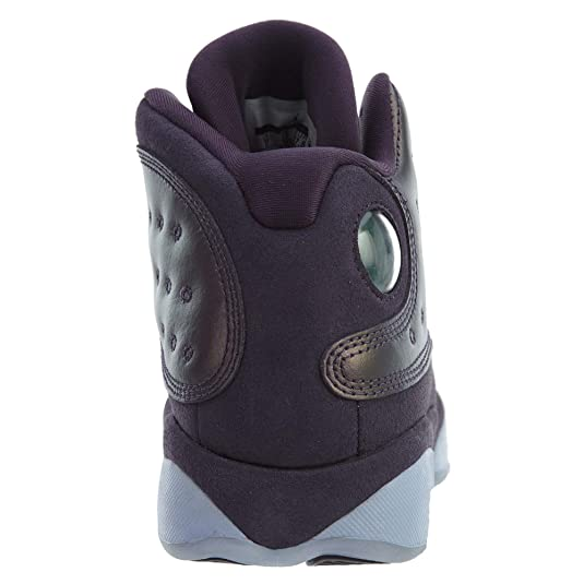 meet 11df9 a4d8d Amazon.com   Nike Air Jordan 13 Retro Kids Premium HC Blue AA1236-520  (Size  7Y)   Basketball
