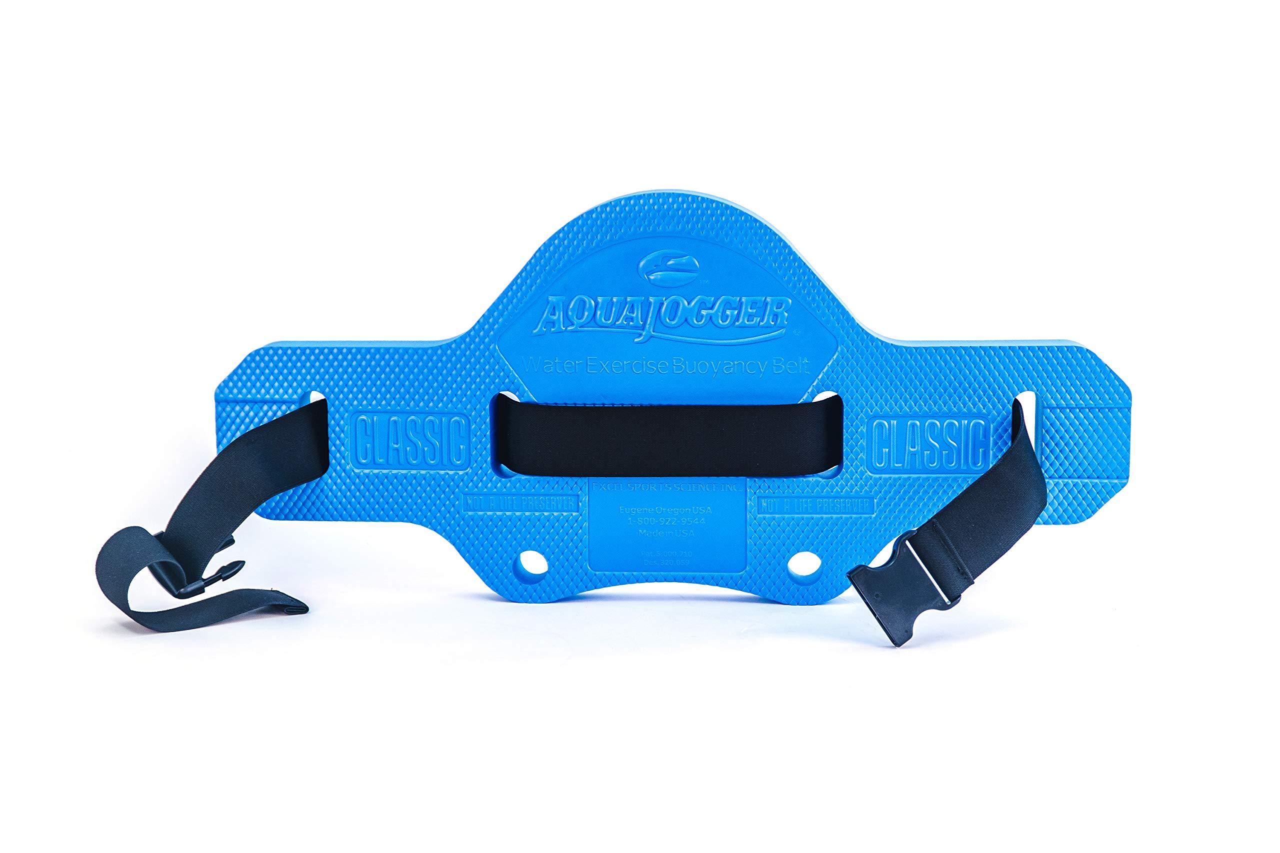 Aqua Jogger Classic Belt - Blue