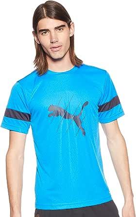 PUMA Mens Ftblplay Logo T-Shirt