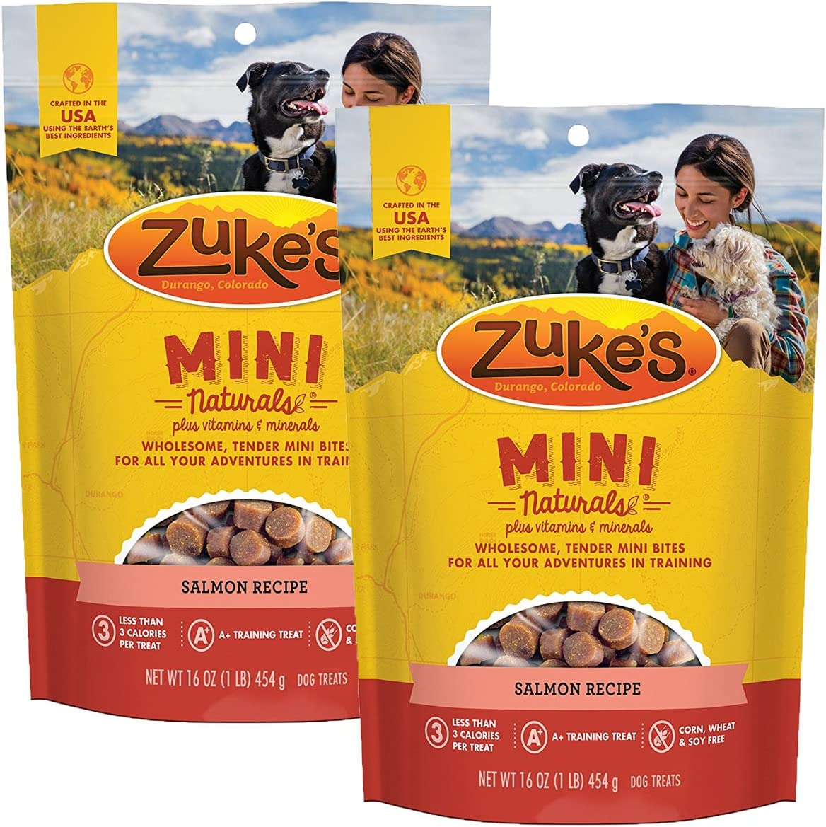 Zuke s Mini Naturals Dog Treats