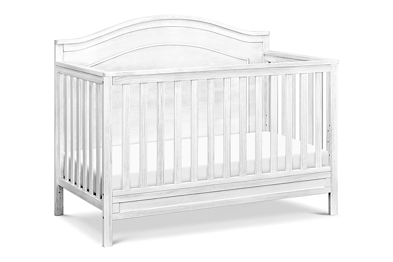 DaVinci Charlie 4-in-1 Convertible Crib, White DaVinci - DROPSHIP M12801W