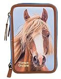 Horses Dreams 3-fach Federtasche, 6386