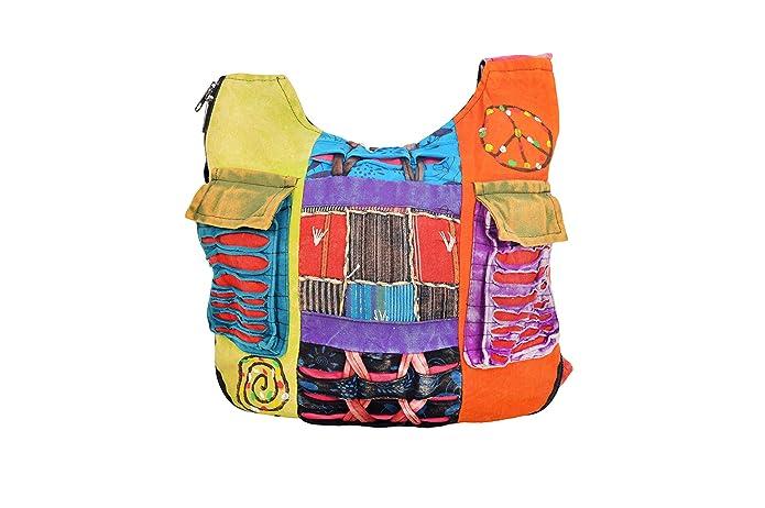 Bandolera Mujer Multicolor