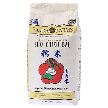 Koda Farms Sweet Sushi Rice