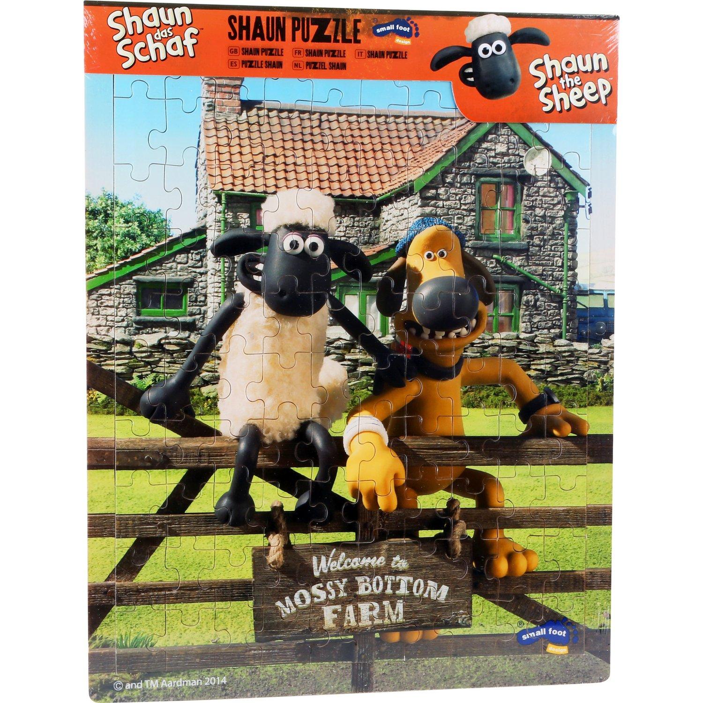 Legler Shaun the Sheep Puzzle 1256