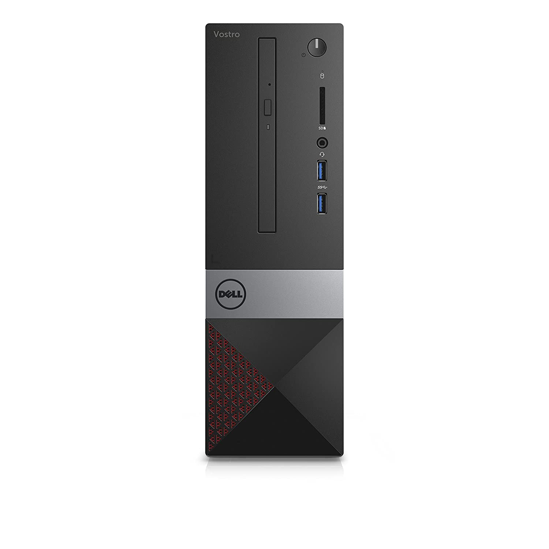Vostro 3268 3 GHz 7ª generación de procesadores Intel® Core™ i5 i5-7400 Negro, Plata SFF PC