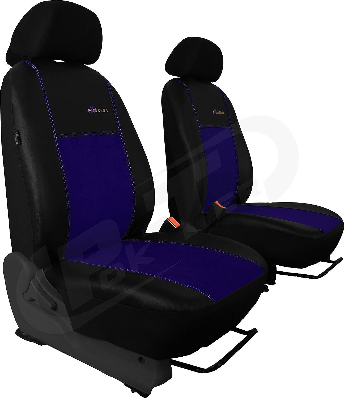 Beifahrersitz Sitzbezug Fahrersitz 2 Kopfst/ützen Autositzbez/üge BUS 1+1 ALKANTRA EXCLUSIVE passend f/ür MERCEDES CITAN in diesem Angebot GRAU In 5 Farben bei anderen Angeboten erh/ältlich