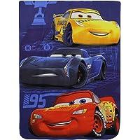 Disney Cars Kids Polar Fleece Blankets 100% Polyester 100 x 140 cm