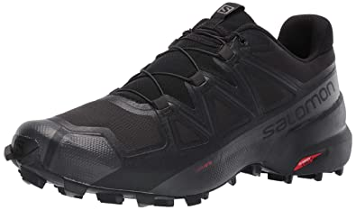 Salomon Men's Speedcross 5 Shoe BlackBlack