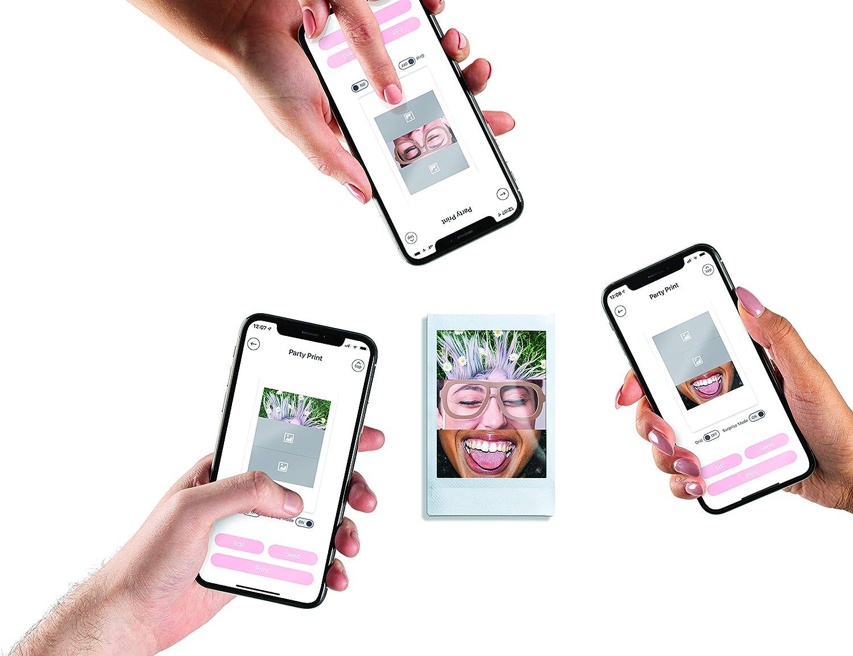 FUJIFILM Instax Mini Link Portable Bluetooth Wireless Smartphone ...