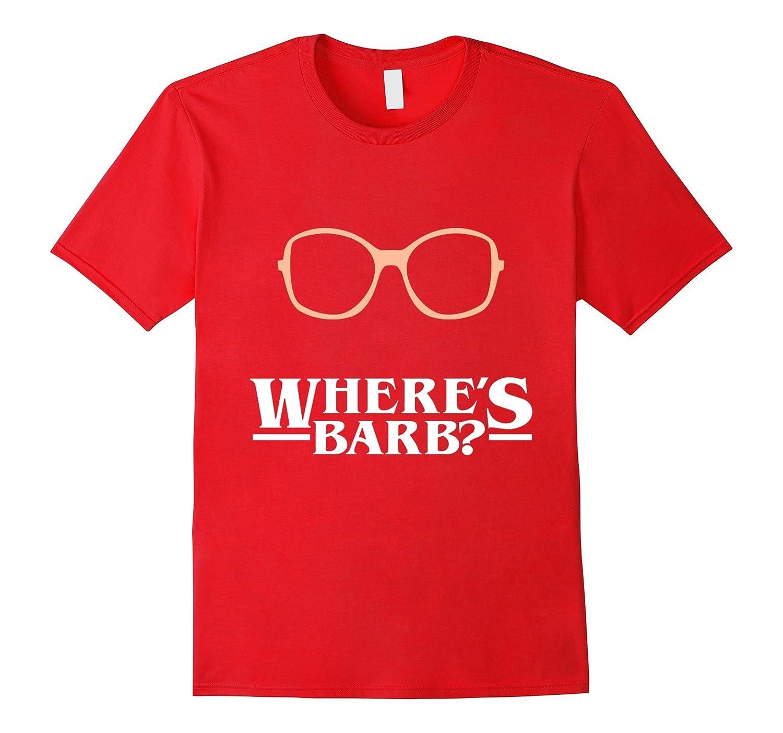 Where's Barb T-Shirt 2016-Art