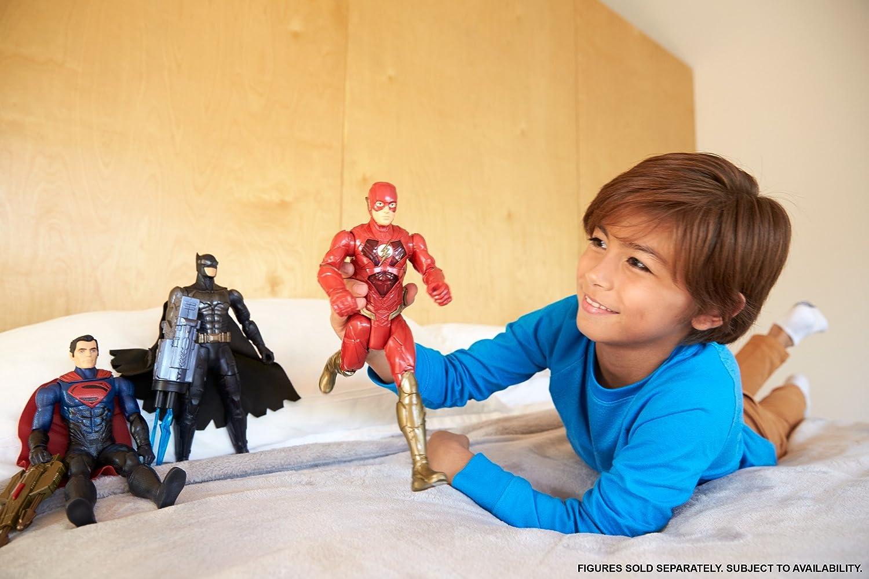 DC Justice League Lightning Sprint The Flash Figure 12 12 Mattel FNP68