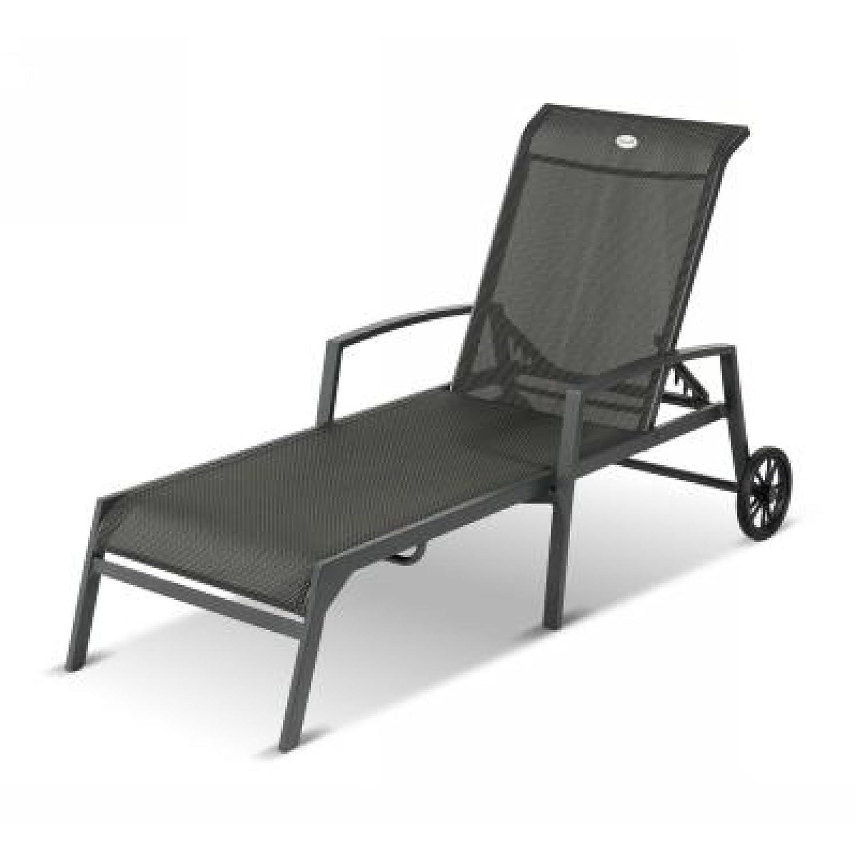 Hartman Fusion Lounger Sonnenliege Aluminium xerix 62261010