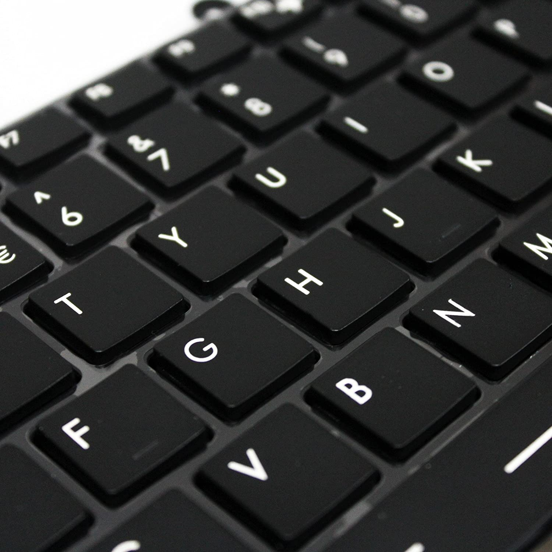 GinTai US Keyboard Replacement for MSI GE60 MS-16GC MS-1757 Full RGB Backlit V139922AK1