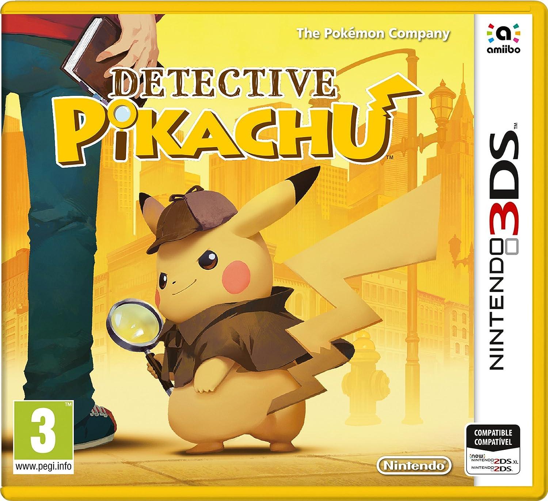 Detective Pikachu - Edición Estándar: Nintendo: Amazon.es: Videojuegos
