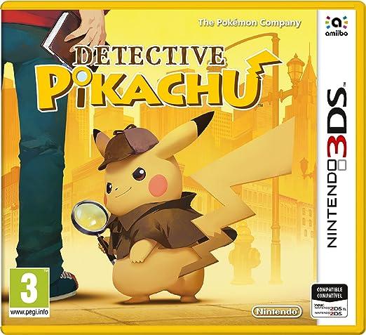 Detective Pikachu - Edición Estándar: Nintendo: Amazon.es ...