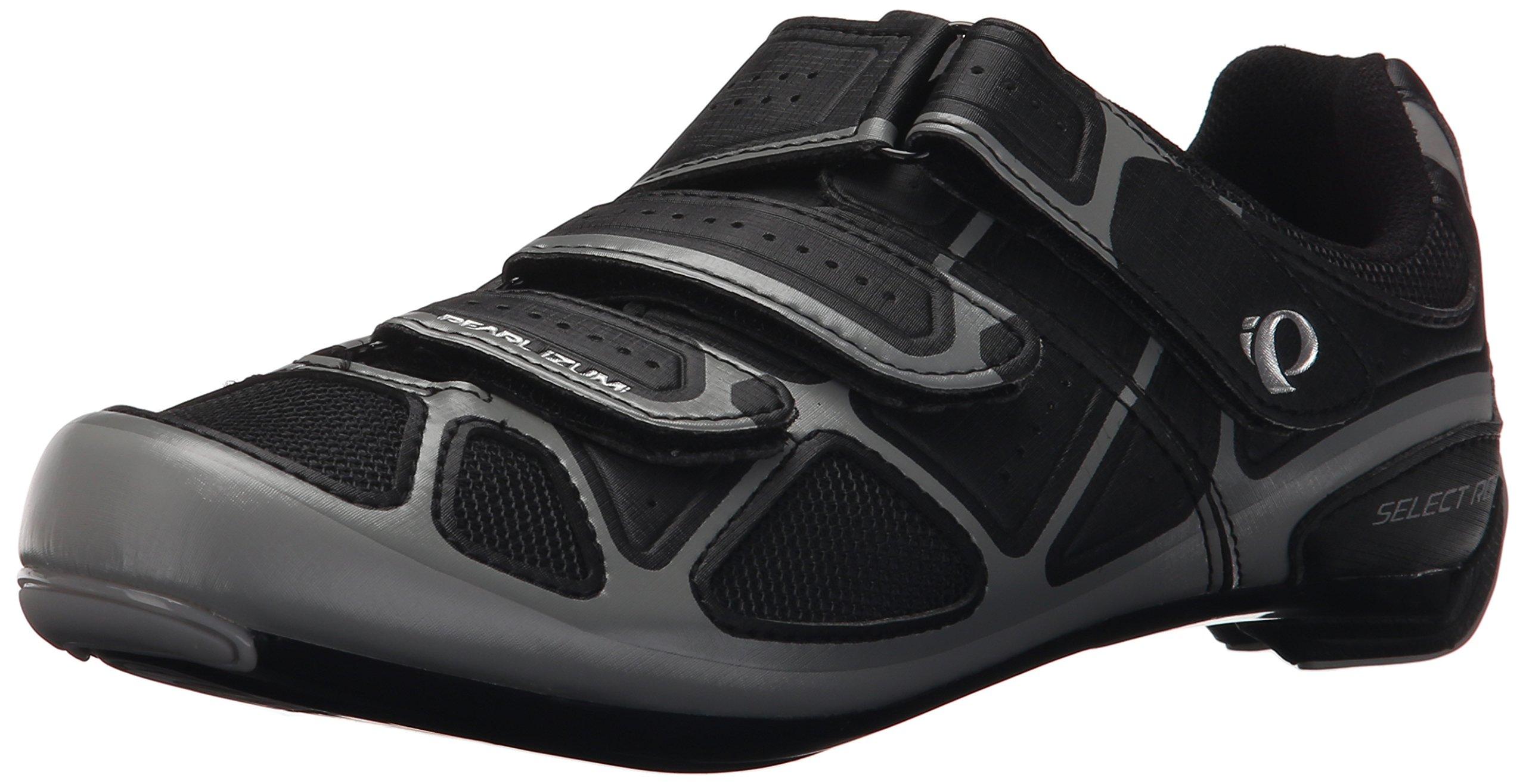 Pearl iZUMi Women's W Select RD IV Cycling Shoe, Black/Black, 37 EU/6 B US