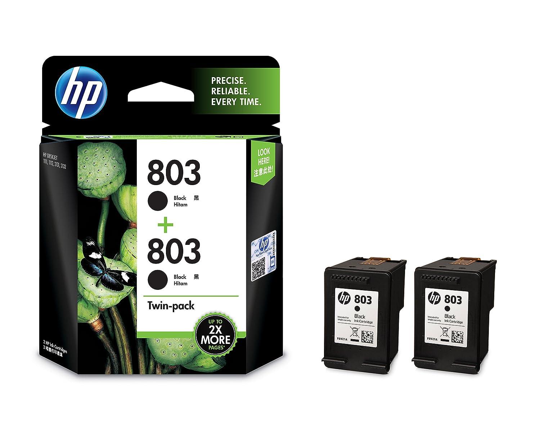Buy Hp 803 Black Original Ink Cartridge Online At Low Precise Denzel M Hitam 42 Prices In India Reviews Ratings