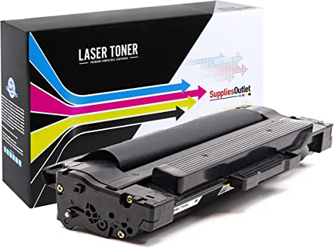SuppliesOutlet Compatible Toner Cartridge Replacement for Samsung MLT-D105L for Use with ML-2580n Black,1 Pack