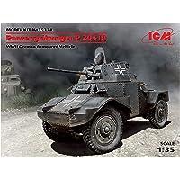 ICM 1/35Panzer 035374II Direct-Action vehículo de reconocimiento P204Kit